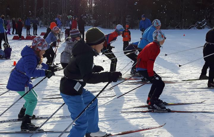 Outreach Ski Program