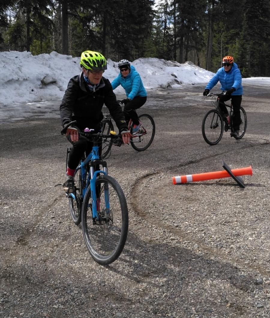 Senior / 55+ Biking